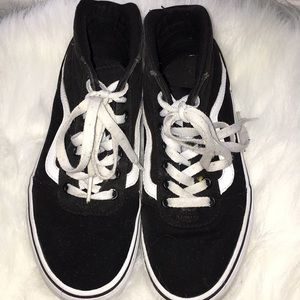 Gently used sneakers